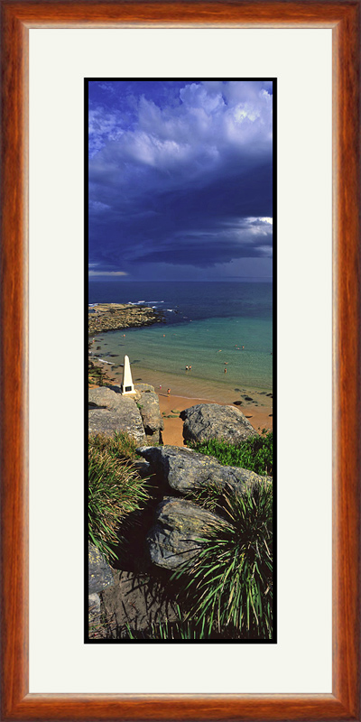 North Curl Curl Framed